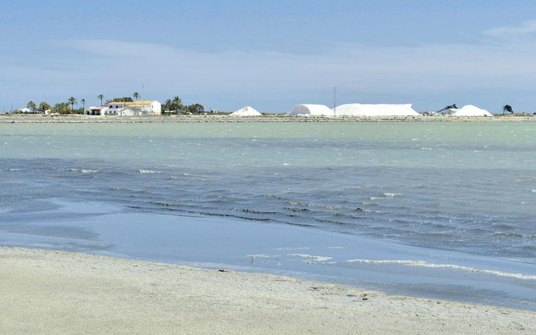 R7. Salinas y lagunas