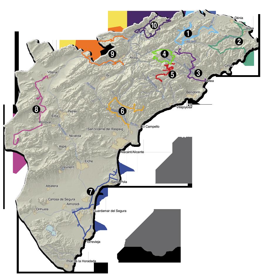 Mapa Vol. 2 - Por paisajes de agua