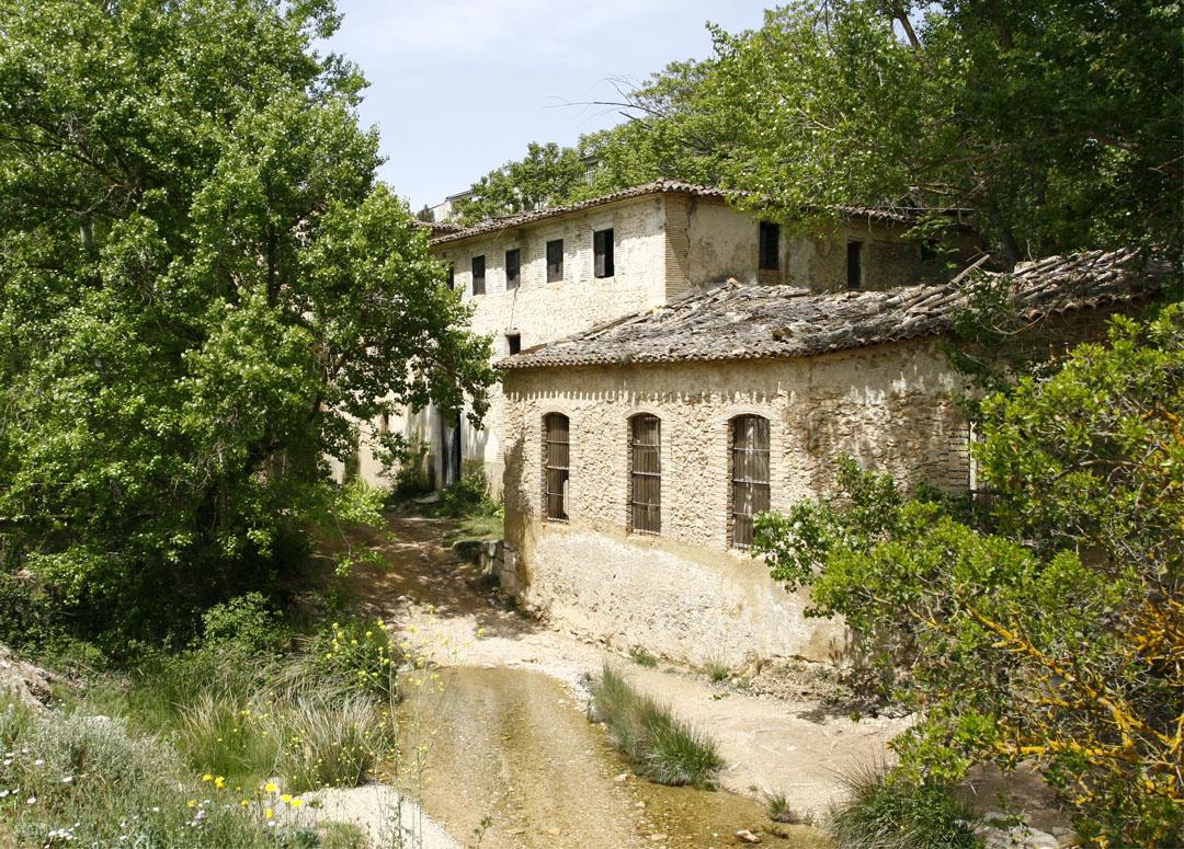 Fábrica de Blanes o Molino Baix y Dalt