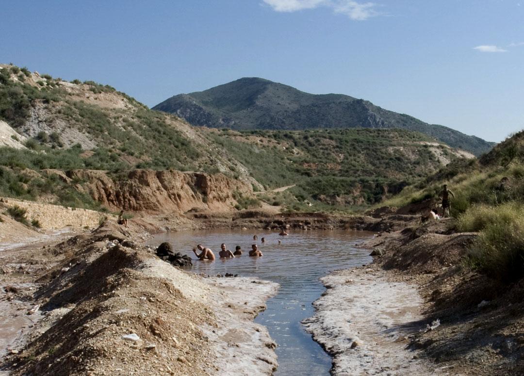 La Font Salada en el Barranco Les Salinetes