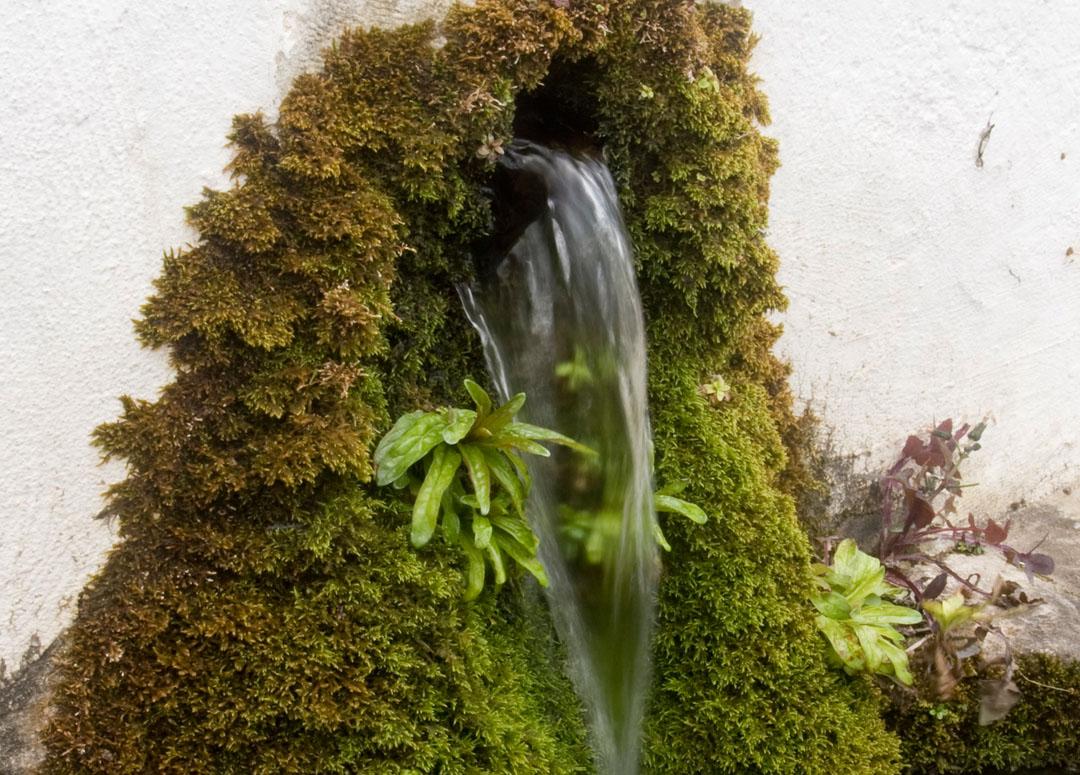 Font de Ondarella ubicada en el municipio de Benimantell