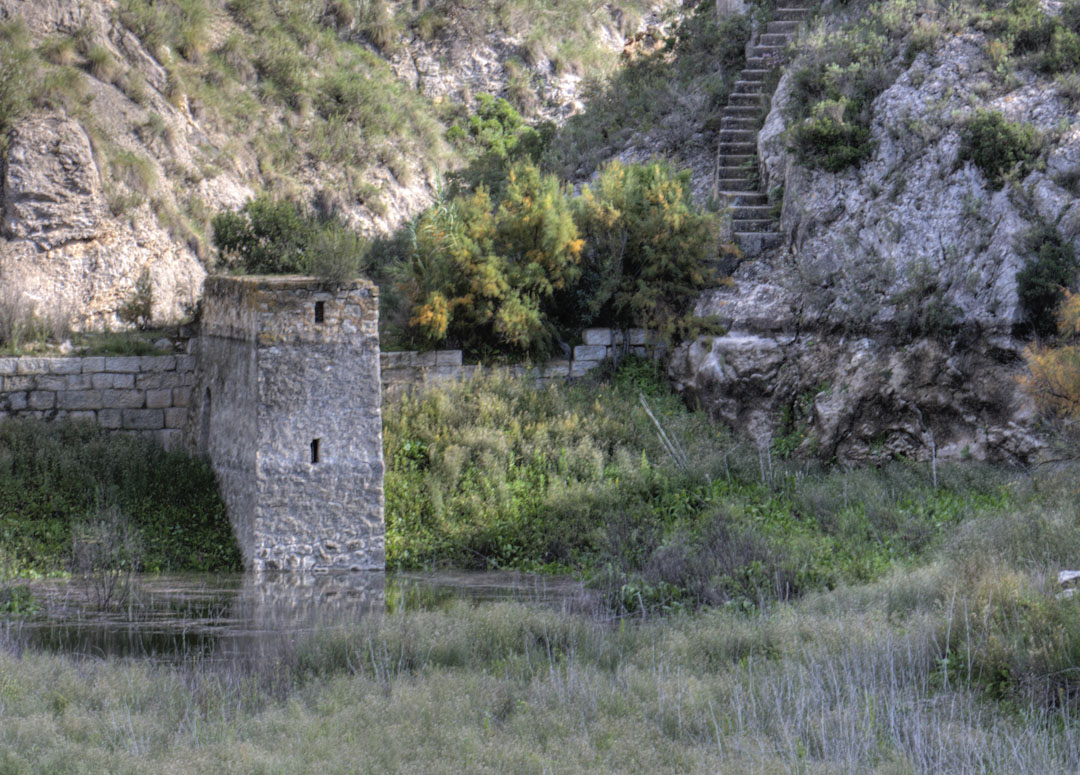 Embalse de Relleu o Pantano del Amadorio
