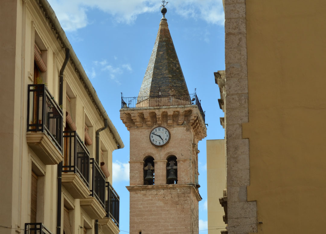 Old town of Villena